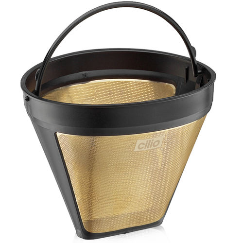 cilio - Gold coffee filter - Size 4