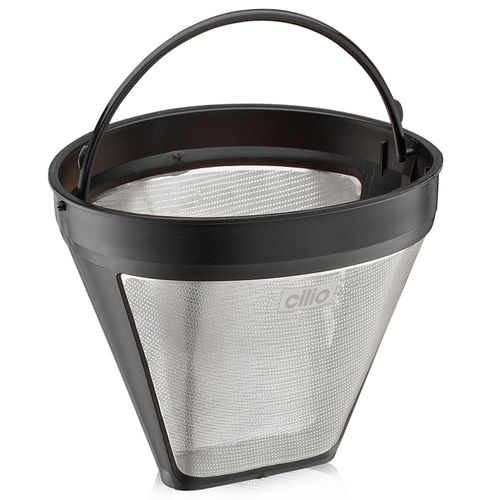 cilio - Stainless steel filter - Size 4