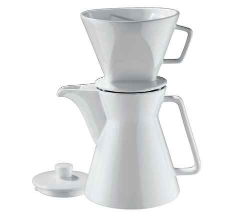 "Cilio - Coffee pot and filter ""Vienna"""