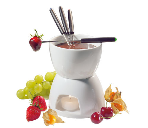 "cilio - Chocolate fondue set ""Classic"""